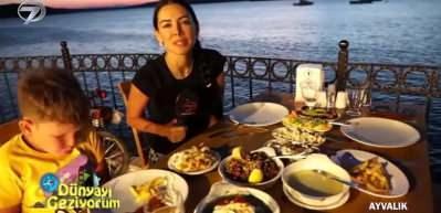 Ayvalık'ta akşam yemeğinde ne yenir?Yöresel lezzetler