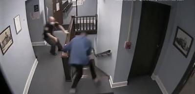 ABD'de sanık, hapis cezasını duyunca mahkemeden bakın nasıl kaçtı!