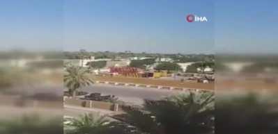 ABD'den Bağdat'taki Yeşil Bölge'de Patriot testi