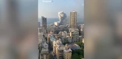 Abdullah Ağar'dan Bayrut'taki patlama hakkında bomba iddia!