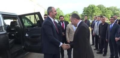 Adalet Bakanı Gül'den kritik 'FETÖ' çıkışı!