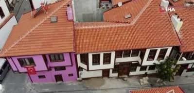 Afyon'un cazibe merkezi: Konuşan tarihi sokaklar