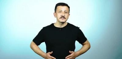 AK Partili Hamza Dağ'dan 'Susamam' klibine cevap!