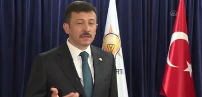 AK Parti Genel Başkan Yardımcısı Dağ, Özkoç'un ''dostlarımız'' açıklamasını değerlendirdi