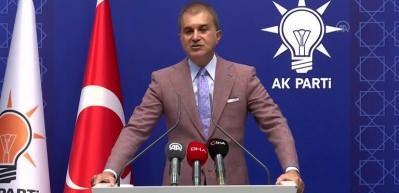 AK Parti Sözcüsü Çelik: BM yetkilisi terör örgütü elebaşıyla görüştü