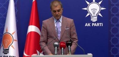 """AK Parti Sözcüsü Çelik: """"(Keçiören'de sağlık çalışanlarına yönelik saldırı) Adli süreci takip edeceğiz"""""""