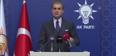 AK Parti Sözcüsü Çelik'ten Kılıçdaroğlu'nun açıklamalarına tepki