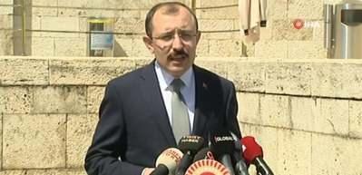 AK Partili Mehmet Muş'tan son dakika açıklamalar