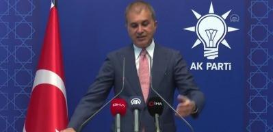 AK Pati Sözcüsü Ömer Çelik: Türkiye yönettiği göç politikalarıyla esasında Avrupa korumuştur