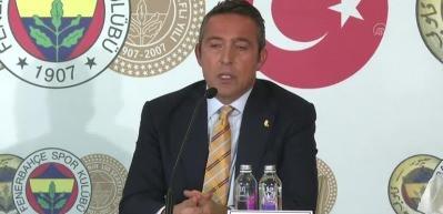 Ali Koç: Emre Sarr'ı, Erol Hoca Bakasetas'ı çok istedi