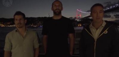Ali Koç ve Emre Belözoğlu'ndan Vedat Muriqi'ye veda videosu!