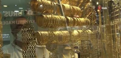 Altın rekor kırdı! Kuyumculara koştular