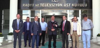 Anadolu Yayıncılar Derneği: Bayrak diyen ezan diyen millet diyen yerli medya kuruluşlarının mutlaka korunması lazım