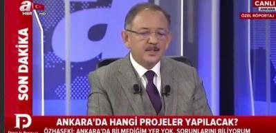 Ankara adayı Özhaseki'den proje açıklaması