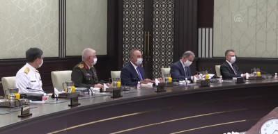 Ankara'da kritik toplantı: Erdoğan başkanlık ediyor