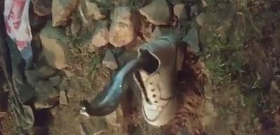 Ayakkabıdan çıkan kobra şoke etti