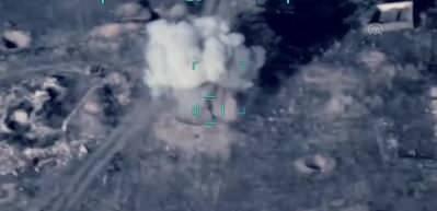 Azerbaycan Ermenistan hedeflerini SİHA'larla vurdu