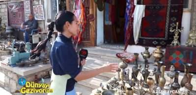 Azerbaycan'dan hediyelik eşya ne alınır?