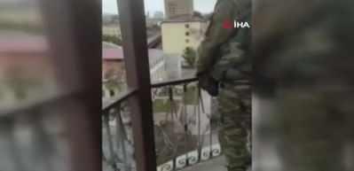 Azerbaycan'ın işgalden kurtardığı Şuşa'da 28 yıl sonra ezan okundu
