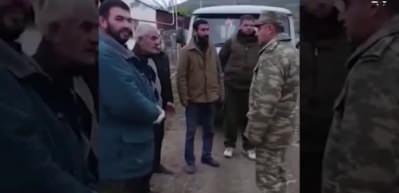 Azerbaycanlı komutandan dünyaya insanlık dersi