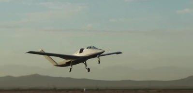 ABD'nin gizemli uçağının üzerinde dikkat çeken şekiller! Ne işe yaradıkları ortaya çıktı