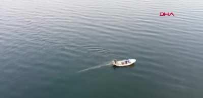Bafa Gölü, doğaseverleri cezbediyor