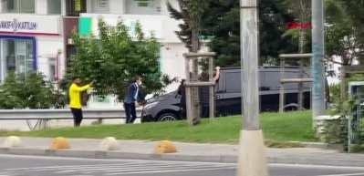 Trafikte terör estirdiler! Bahşiş için hayatlarını hiçe saydılar
