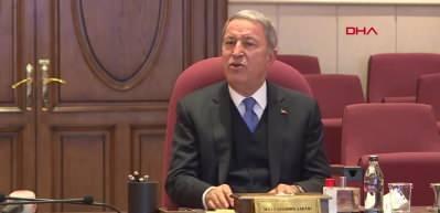 Bakan Akar açıkladı! Türk ve Rus generaller ortak çalışacak