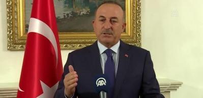 Bakan Çavuşoğlu: Kıbrıs ile ilgili her türlü adımı attık