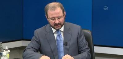 Bakan Dönmez: (Karadeniz'deki gaz keşfi) Bütün hedefimiz 2023 yılında bu gazı vatandaşlarımızın hizmetine sunmak