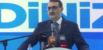 Bakan Dönmez: ''Enerji alanında 2020 Türkiye'mizin yılı oldu''