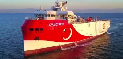 Bakan Dönmez'den 'Oruç Reis' açıklaması