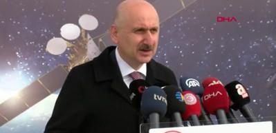 Bakan Karaismailoğlu duyurdu: Türkiye'den önemli Türksat 5A ve 5B hamlesi...