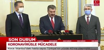 Bakan Koca kararları açıklıyor! İstanbul için yeni önlemler