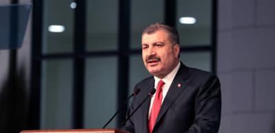 Bakan Koca. Kıbrıs halkı ile dayanışma içinde olmak önceliğimizdir