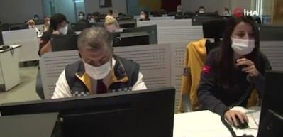 Bakan Koca'dan 112 komuta merkezi çalışanlarına aşure sürprizi