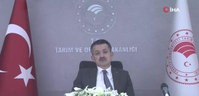 Bakan Pakdemirli'den kısıtlama açıklaması: Saat sınırı olmayacak