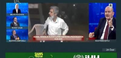 Bakan Soylu: Bu adam Türkiye düşmanlığının sözcüsüdür