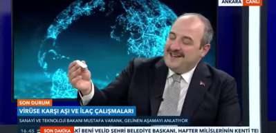 Bakan Varank paylaştı Türkiye'de üretilecek