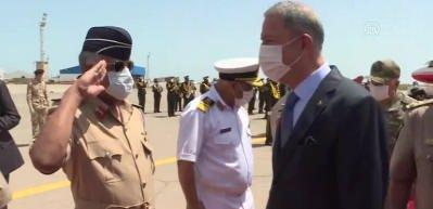 Bakar Akar'dan Libya'ya çıkarma! Sıcak bölgede önemli saatler