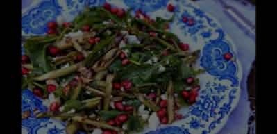 Balığın yanına iyi giden en kolay salata tarifleri