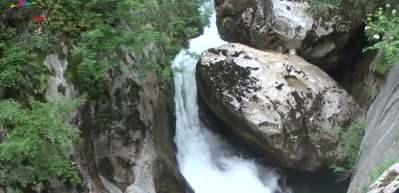 Bartın'ın doğa harikası Ulukaya Kanyonu 'kesin korunacak hassas alan' tescil edildi
