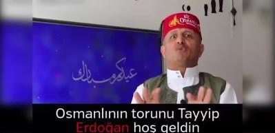 Başınızı ezecek' diyen Yemenli aktivist Esaat El Şarii: Erdoğan geliyor bekleyin