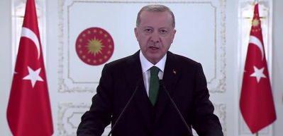 Başkan Erdoğan BM Genel Kurulu'na seslendi