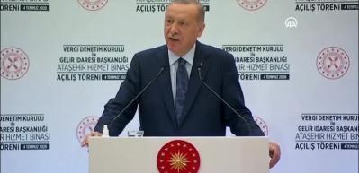 Başkan Erdoğan: Bu defa Türkiye'nin şahlanışını durduramayacaklar.