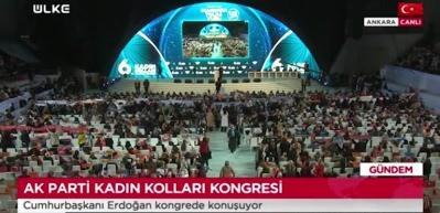 Başkan Erdoğan: Bütün zaferlerimizi kadınlarımızla birlikte kazandık