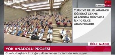 Başkan Erdoğan müjdeyi verdi! Haftaya başlıyor...