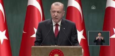 Başkan Erdoğan: Türkiye küresel çapta örnek gösterilen ülkeler arasında