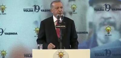 Başkan Erdoğan: Türkiye tarımda patlama yapacak
