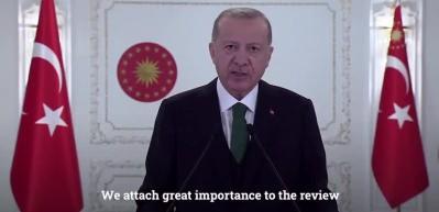 Başkan Erdoğan'dan BM'de önemli mesajlar